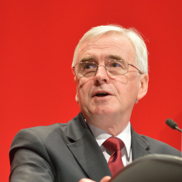 Claim the Future, with John McDonnell and Special Guests