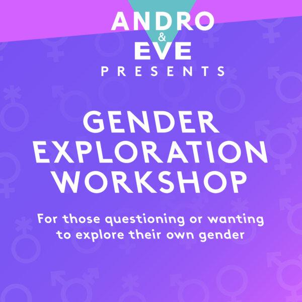 Gender Exploration Workshop
